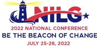 NILG 2022 National Conference Logo